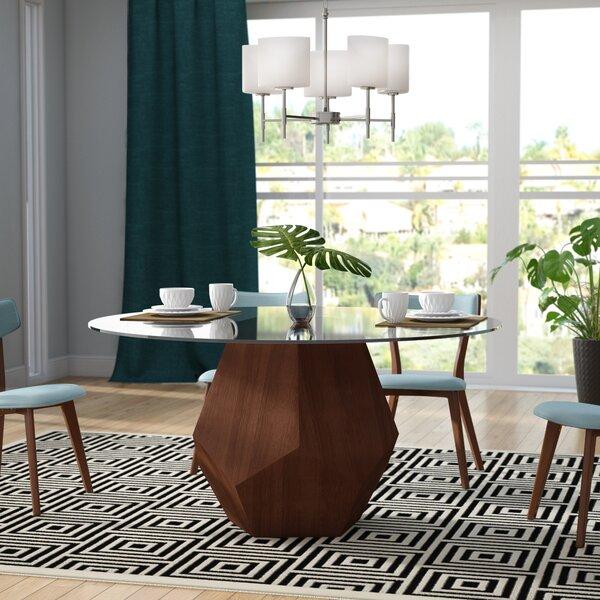 Didymos Round Dining Table by Brayden Studio