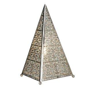 Moroccan 34cm Table Lamp