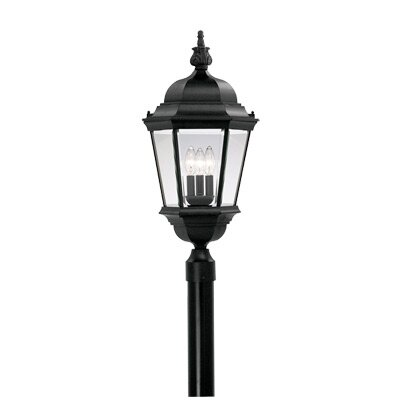 Slusser 3-Light Lantern Head by Charlton Home