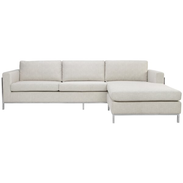 Boan Sectional by Wade Logan