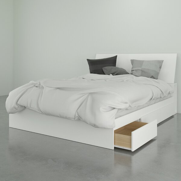 Persephone Queen Storage Platform Bed by Ebern Designs
