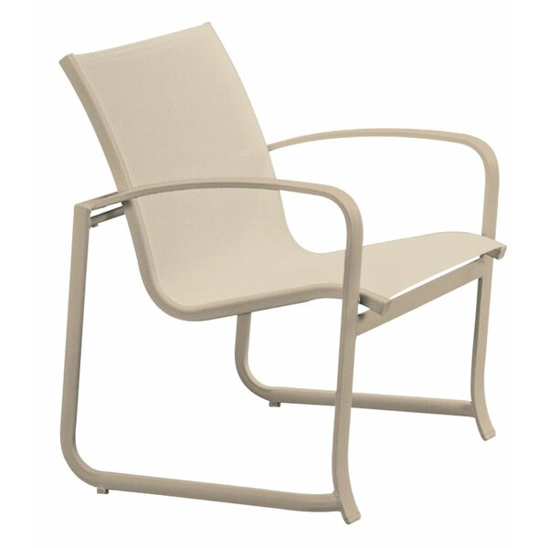 Spinnaker Stacking Patio Dining Chair by Tropitone
