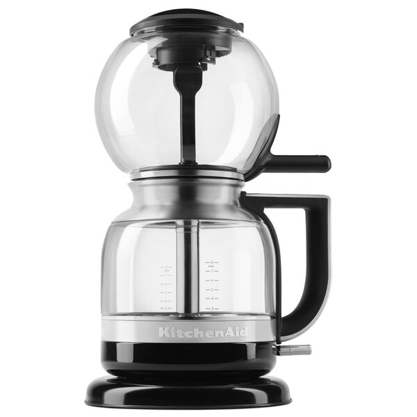 8-Cup Siphon Coffee Maker by KitchenAid