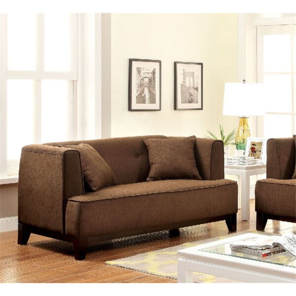 Weekend Promotions Ringold Loveseat by Brayden Studio by Brayden Studio