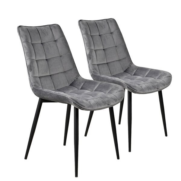 Arline Upholstered Dining Chair (Set of 2) by Brayden Studio