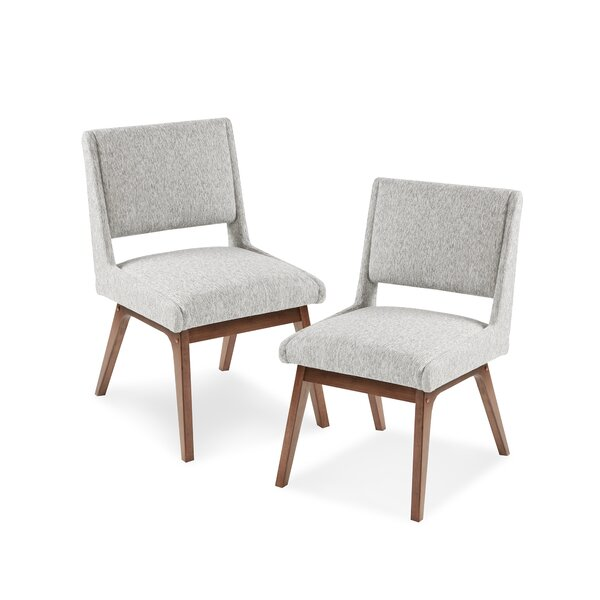 Atwood Upholstered Dining Chair (Set of 2) by Modern Rustic Interiors
