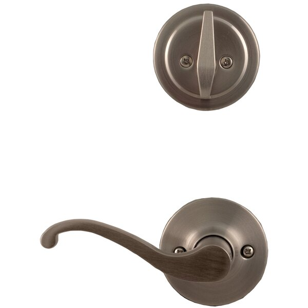 Chatham Entrance Leverset, Interior Handle Only by Stone Harbor Hardware