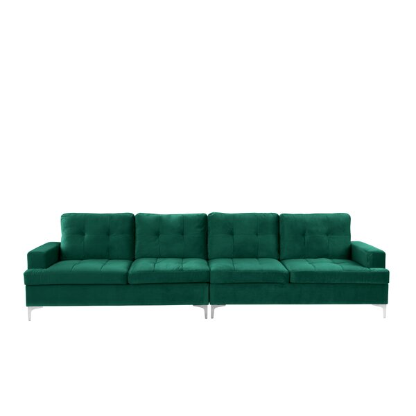 Valuable Today Tambellini Sofa by Wrought Studio by Wrought Studio
