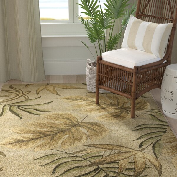 South Sand Fauna Area Rug by Bay Isle Home