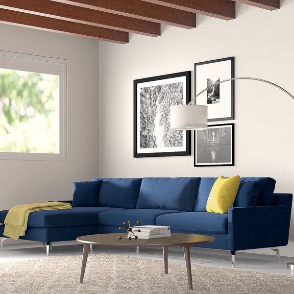 Clara Reversible Modular Sectional By Modern Rustic Interiors Read Reviews