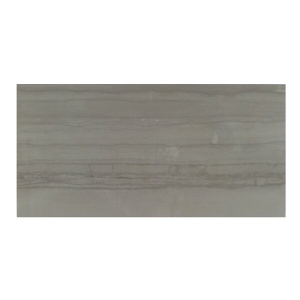 6 x 12 Natural Stone Field Tile in Athens Gray by Mulia Tile