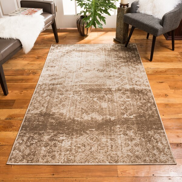 Ibiza Brown Area Rug by Natural Area Rugs