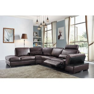 Zed Reclining Sectional