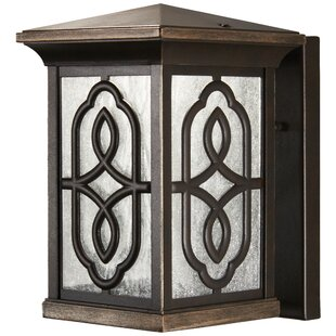 Find a Barona 1-Light Outdoor Wall Lantern By Darby Home Co