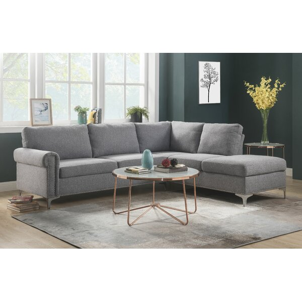 Elvin Sectional by Orren Ellis