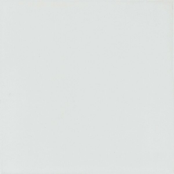 Solid 8 x 8 Cement Field Tile in White by Villa Lagoon Tile
