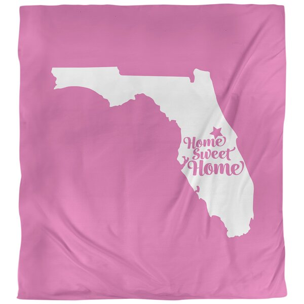 Home Sweet Orlando Duvet Cover