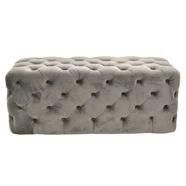 Albertville Upholstered Bench by Mercer41