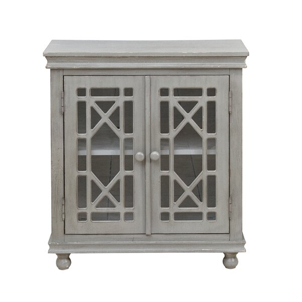 Aiden 2 Doors Accent Cabinet By Ophelia & Co.