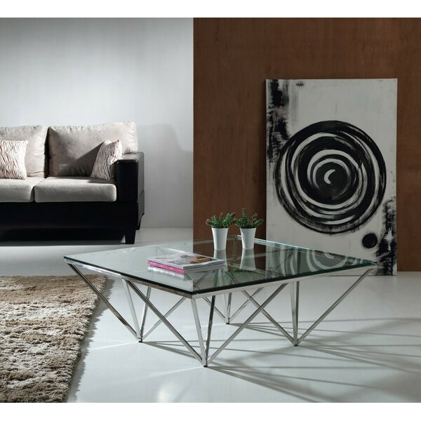 Lipscomb Coffee Table by Brayden Studio