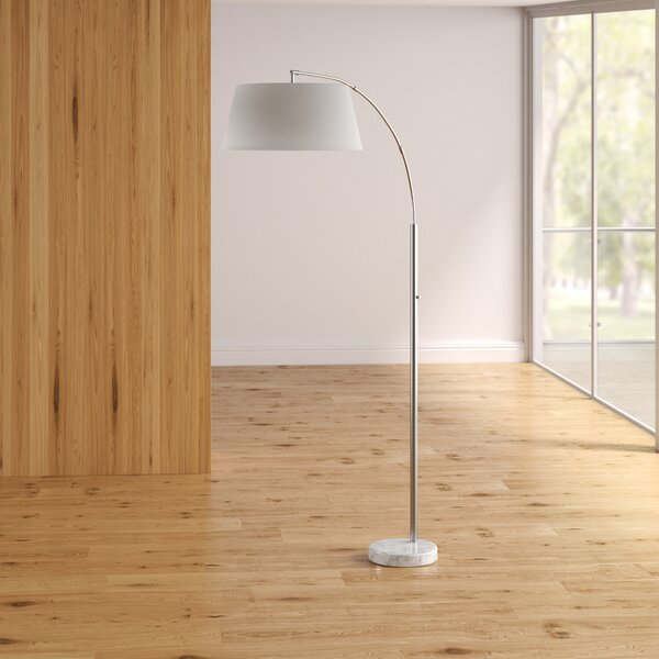 Chris 82 Arched Floor Lamp by Langley Street