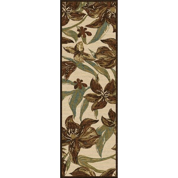 Cornerstone Indoor/Outdoor Area Rug by Charlton Home