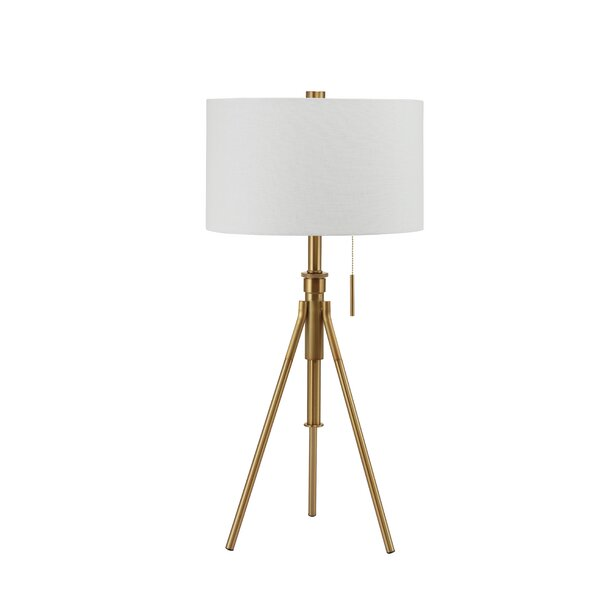 Lola 37.5 Tripod Table Lamp by Langley Street