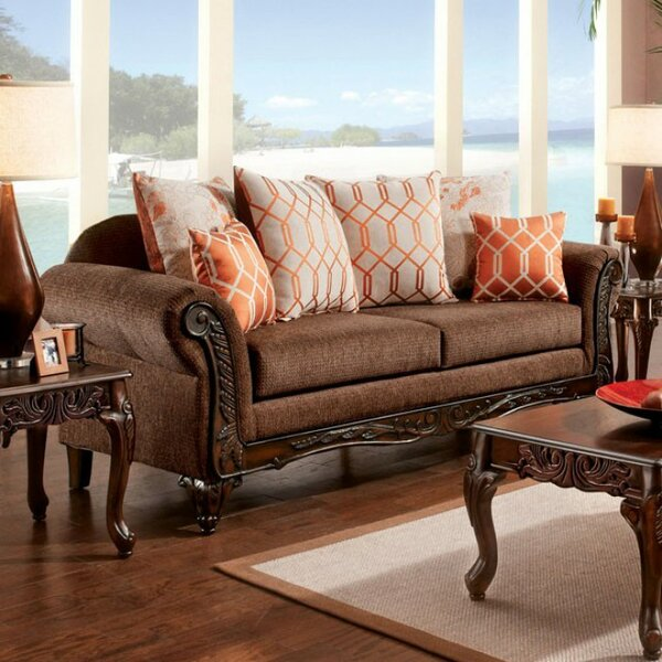 Cubbindall Cushy Deluxe Sofa by Astoria Grand