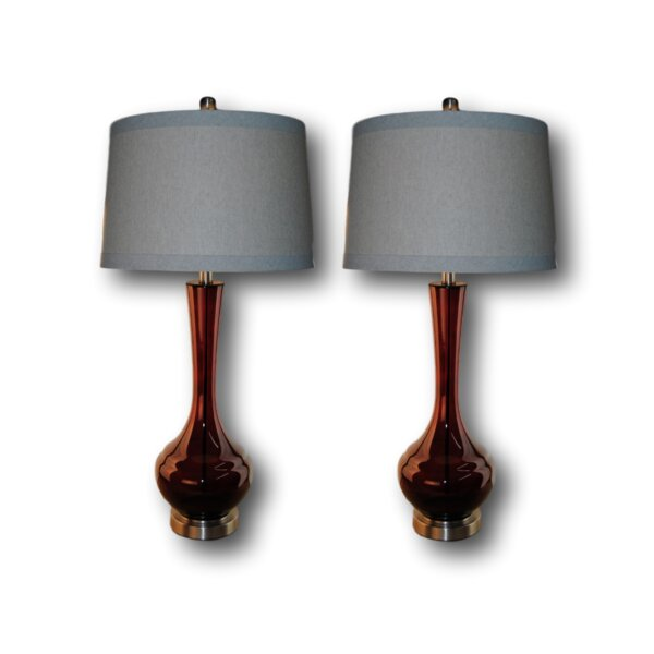 Harrod 32 Table Lamp Set (Set of 2) by Mercer41