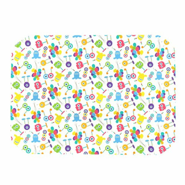 Fun Creatures Placemat by KESS InHouse