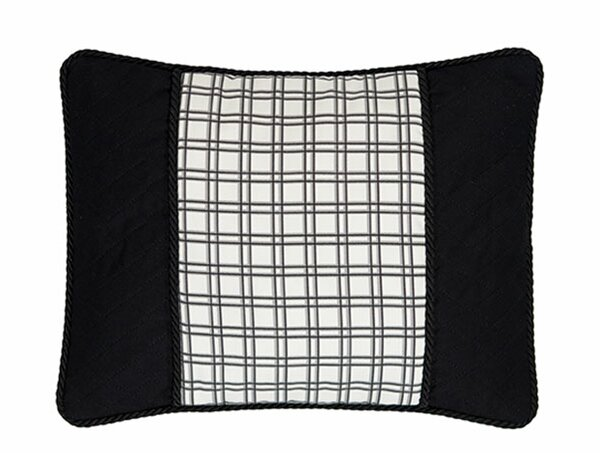 Bouvier Cotton Breakfast Pillow by Adamstown At Home