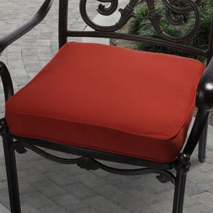 Outdoor Sunbrella Dining Chair Cushion by Mozaic Company