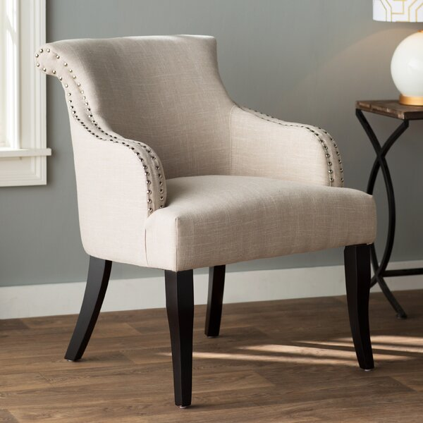 Limewood Armchair by Charlton Home