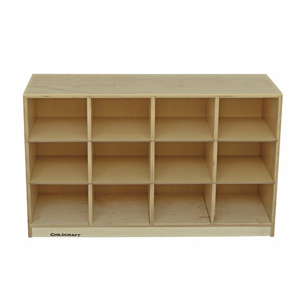 12 Compartment Cubby by Childcraft