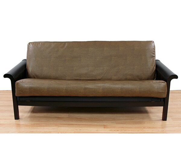 Rawhide Box Cushion Futon Slipcover by Easy Fit
