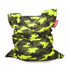 Original Bean Bag Lounger Camouflage by Fatboy