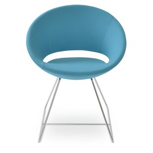 Crescent Wire Papasan Chair