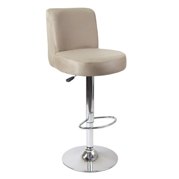 Jayden Adjustable Height Swivel Bar Stool by Winsome