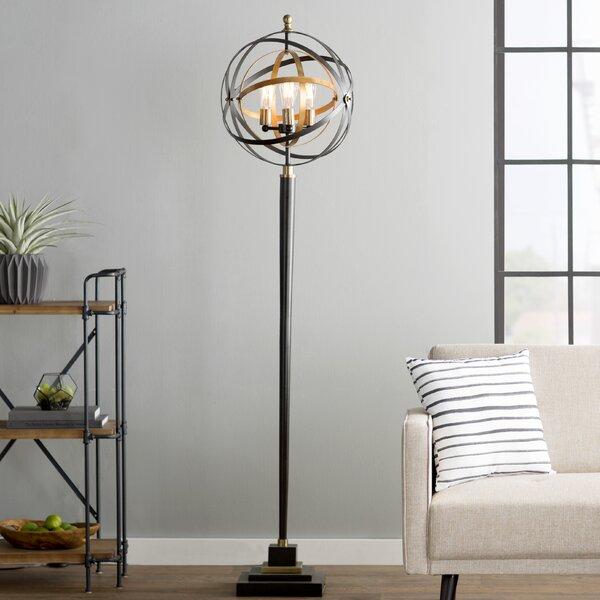Highway 65 Rondure 72 Floor Lamp by Trent Austin Design