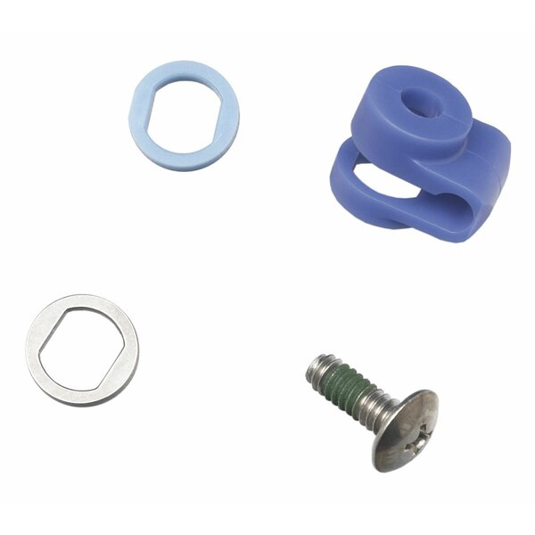 Handle Connector, Spacer, Screw, and Washer by Moen