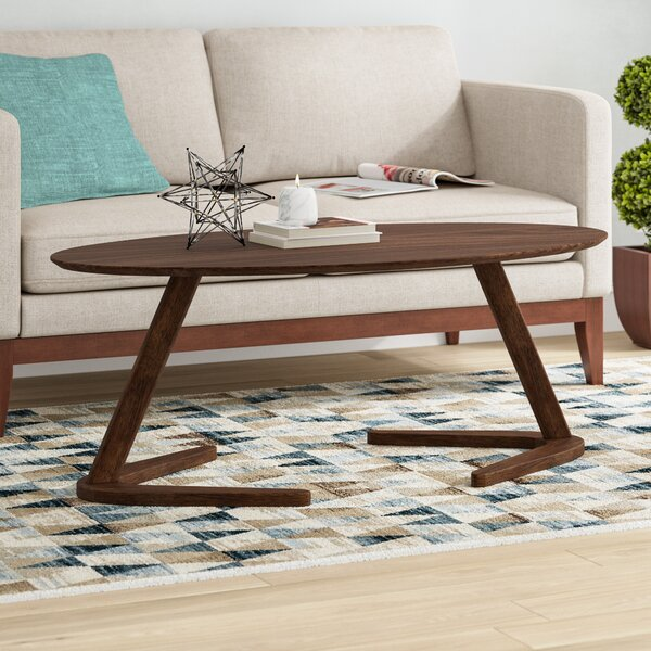 Cadwall Coffee Table by Mercury Row