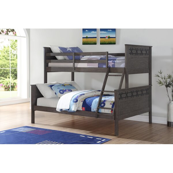 Colucci Barn Twin Over Full Bunk Bed By Harriet Bee by Harriet Bee Cool
