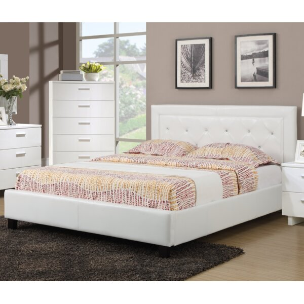 Lidgett Elegant Platform Bed by Latitude Run