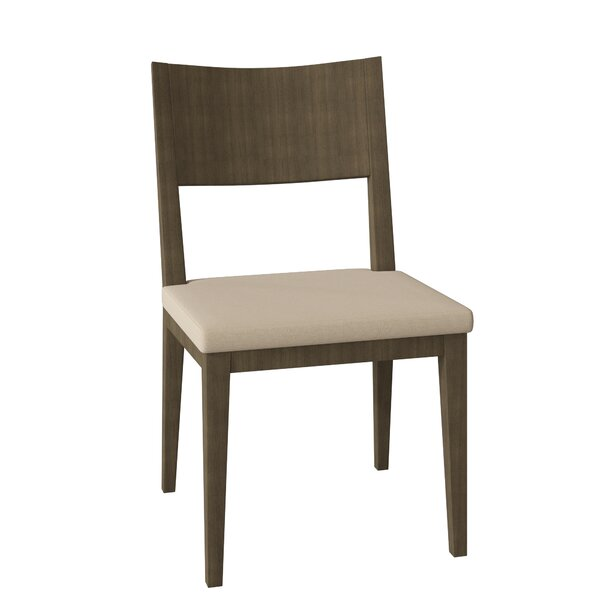 Beene Solid Wood Side Chair by Brayden Studio Brayden Studio