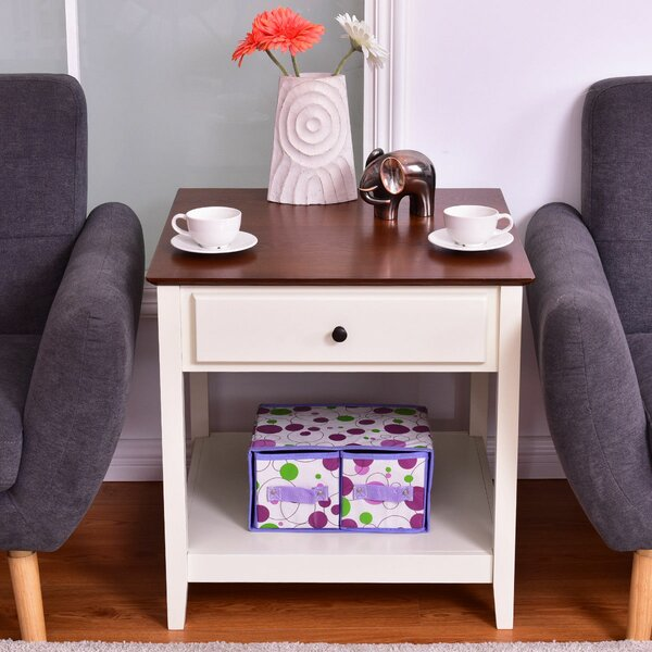 Lena End Table (Set Of 2) By Alcott Hill