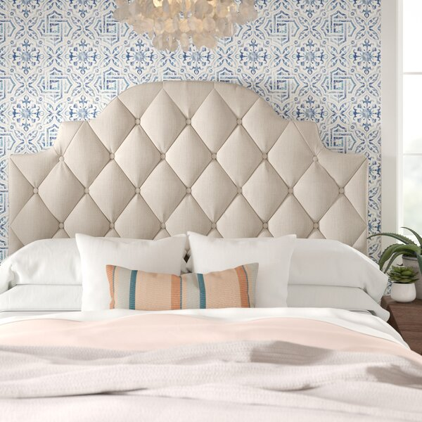 Thom Upholstered Panel Headboard by Mistana