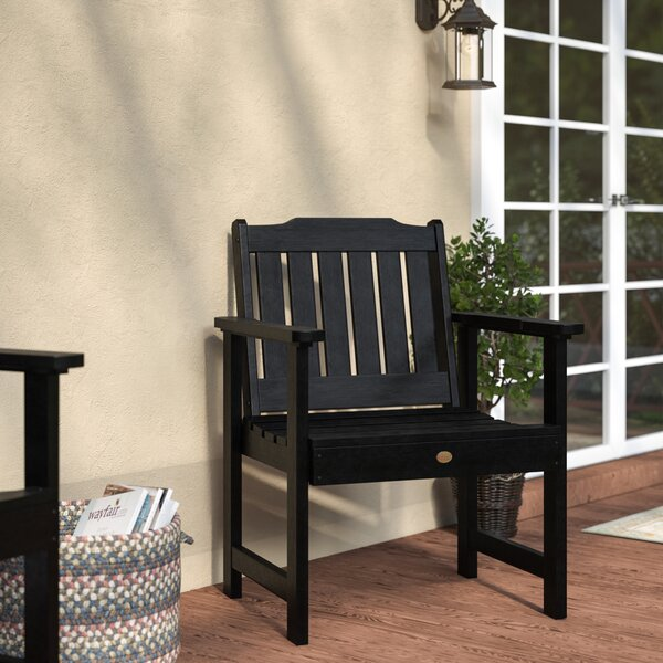 Amelia Patio Chair By Three Posts