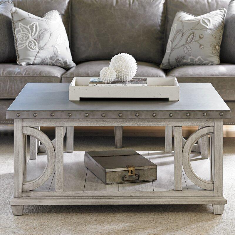 Lexington Oyster Bay Coffee Table Wayfair - Oyster coffee table