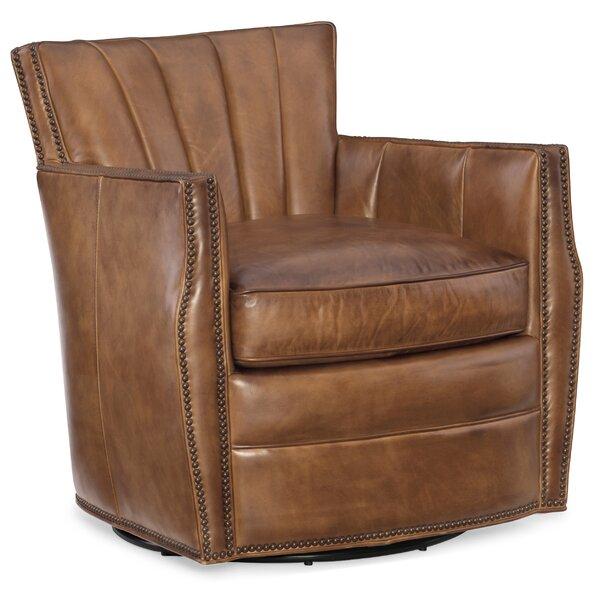 Carson Swivel Armchair by Hooker Furniture