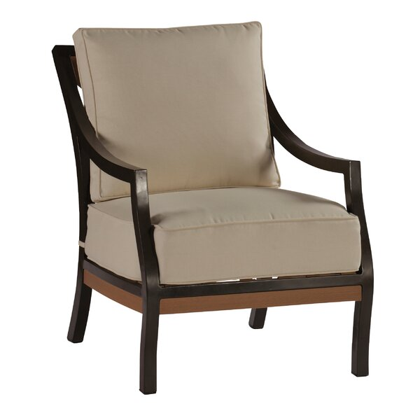 Belize Patio Chair with Cushions by Summer Classics